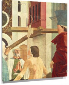 Miniatura Discovery of the True Cross